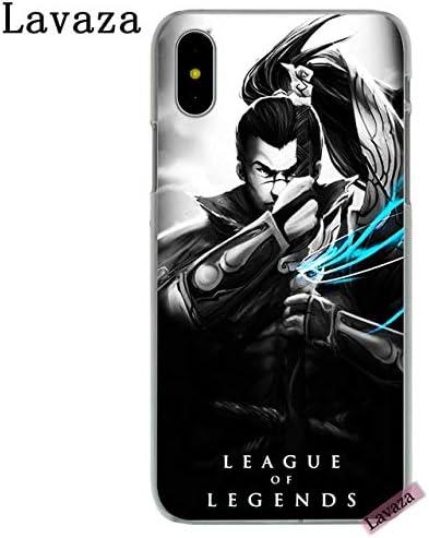coque iphone 8 league of legends