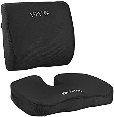 Amazon.com: VIVO - Cojín de espuma viscoelástica para ...