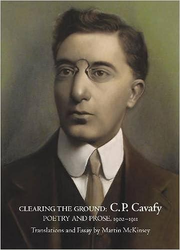 C P Cavafy amazon