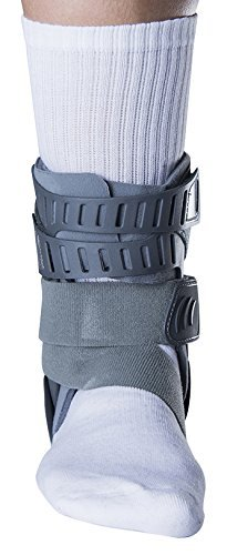 Rebound Medium Left Ankle Brace with Stability Strap by Rebound