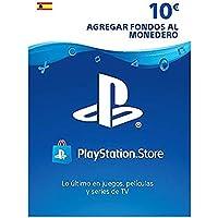 Sony, PlayStation - Tarjeta Prepago PSN 10€ | PS5/PS4/PS3 | Código de descarga PSN - Cuenta española