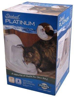 Platinum Pet Fountain