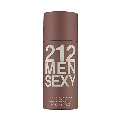 Men Deodorant 212 - 212 Sexy by Carolina Herrera