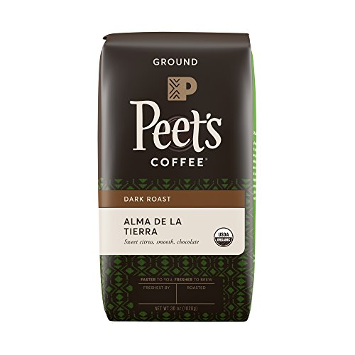Peet's Coffee Alma de la Tierra Ground Coffee, 36 Ounce