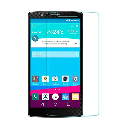 Price comparison product image LG G4 Screen Protector, AutumnFall Nillkin Amazing 9H+ Anti-Explosion Tempered Glass Protector Screen Film for LG G4