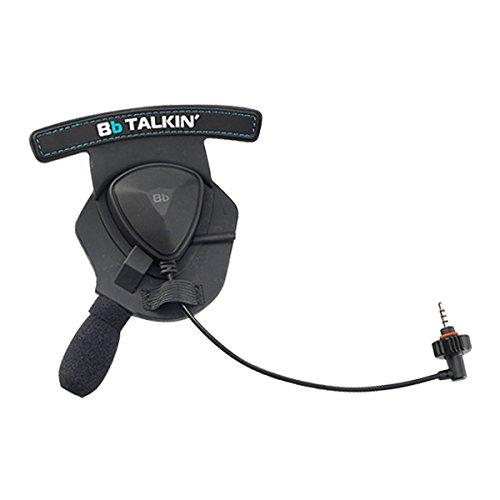 [해외]Bb TALKIN ` (썬 셋 홈 소리 `) SUP Bluetooth 인터 컴 BBT PRO MONO 헬멧 패드 헤드셋 B199122 / BB TALKIN` SUP Bluetooth Intercom BBT PRO MONO Helmet Pad Headset B199122
