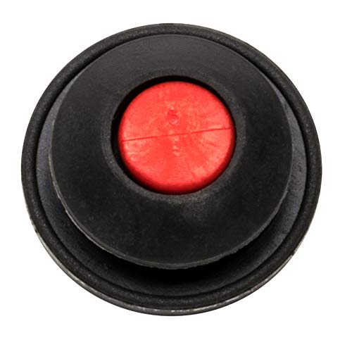 Univen 86069 Pressure Cooker Rubber Safety Fuse Plug fits Mirro 98504 and Maitres 59819 (Maitres Pressure Cooker Parts)