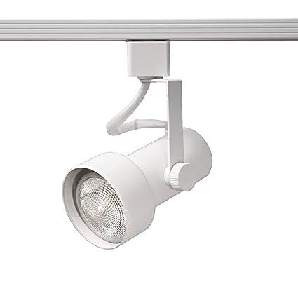 amazon com wac lighting htk 725 wt h series line voltage track head