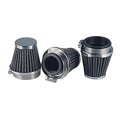 Emgo 12-55742 42mm Clamp-On Air Filter