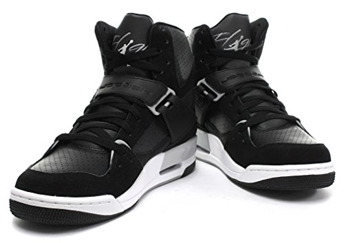 premier taux 5d99c 8070a Nike Air Jordan Flight 45 High Black Mens Basketball Shoes ...