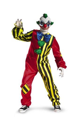 [Boys Circus Creep (As Shown;7 To 8)] (Creepy Kids Costumes)