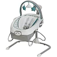 Graco Duet Sway LX Swing with Portable Bouncer Merrick