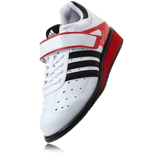 Unisex adidas Adulti Scarpe Perfect White Power Indoor Sportive II xqaPYHBqw