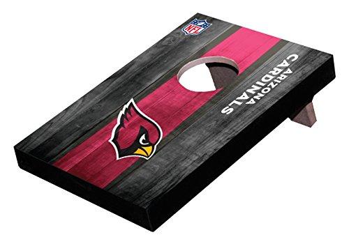 Wild Sports NFL Arizona Cardinals Table Top Toss Game ()