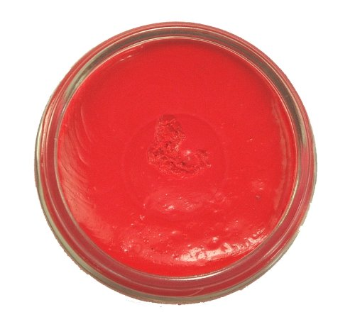 Cherry Blossom Lipstick Red Renovating Cream for smooth leather Shoes Boots Bags by Cherry Blossom