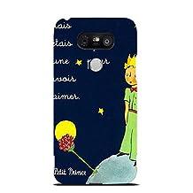 LG G5 Cover,Le Little Prince Quotes Phone Case Classic Unique Animation Movies The Little Prince Le Petit 3D Protect Case Cover