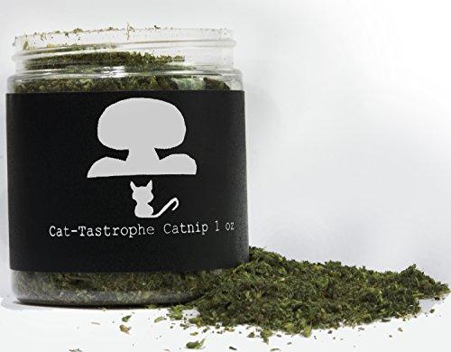 Cat-Tastrophe Catnip Explosively Potent Premium Blend Nip (Potent Blend)