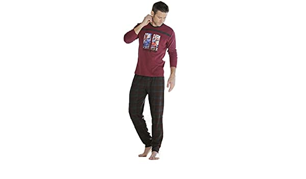 Amazon.com: Massana - Winter Pajamas Sets Men MASSANA