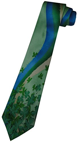 Jerry Garcia Neck Tie Limited Edition Butterfiles III Collection 43 Irish Tie