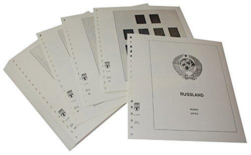 Lindner T Vordruckblätter T238 45 Russland - Jahrgang 1945 bis 1949