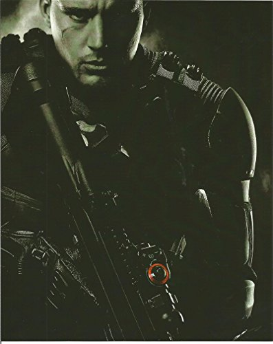 G.I. Joe: Retaliation Channing Tatum with gun - 8 x 10 Photo 004