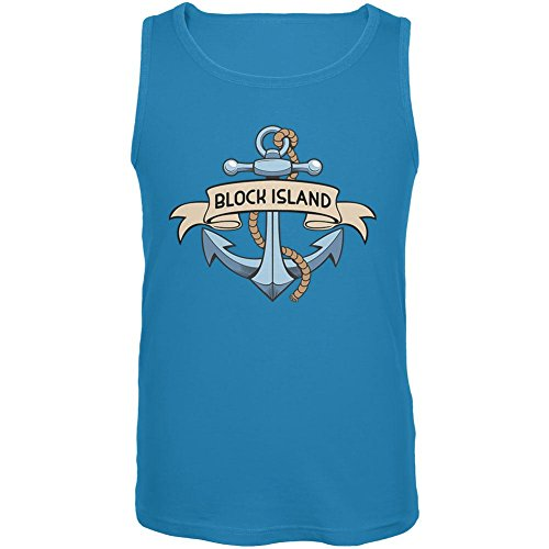 Buy old glory anchor at block island mens tank top