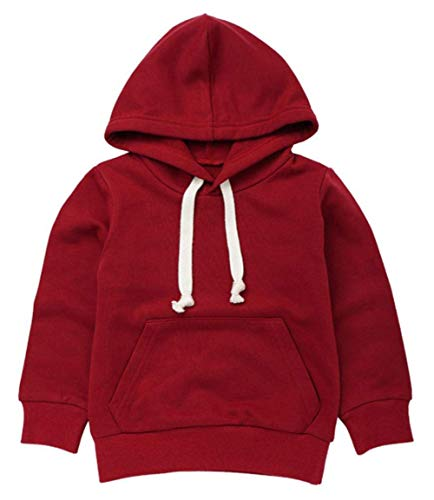 Halloween Baby Sweatshirt 1-6 Years Kids Toddler Boy Girl Long Sleeve Solid Hooded Casual Tops Pullover Fall Winter