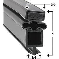 True Mfg Model GDM-26 Magentic Door Gasket by Food Service Gaskets