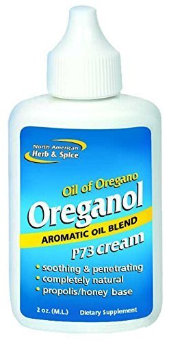 Oreganol Cream - North American Herb And Spice Oreganol Cream - 2 oz, 2 pack by NORTH AMERICAN HERB & SPICE