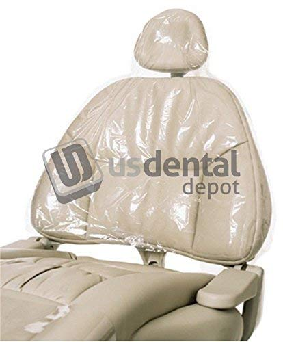 DEFEND- Half Chair Sleeve 27.5 x 24 Clear 225Box ( 69.96cm 111355 Us Depot by DEFEND