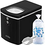 Best Countertop Ice Makers - Chilla Portable Countertop Ice Maker - 25 lbs Review
