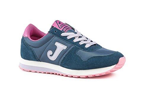 C200LW603 Joma Sneakers Mujer Gamuza Azul Azul