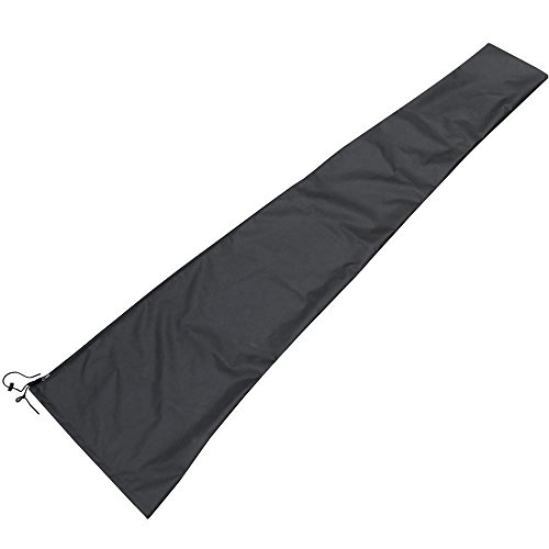 Topeakmart Waterproof 600D Umbrella Zipper Cover Bag Protector Canopy Patio Garden Outdoor by Topeakmart