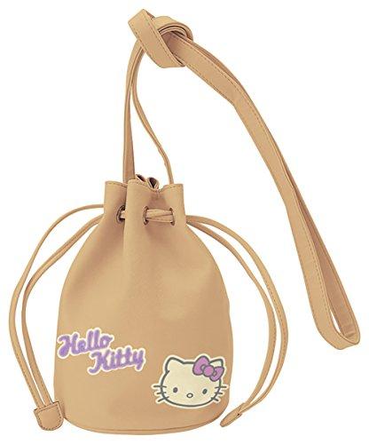 Sanrio New Hello Kitty Shoulder Bucket Handbag Shoulder S...