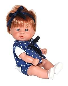 Carmen González - Bebetin, muñeca bebé, 21 cm (D'Nenes Diseño 012690)