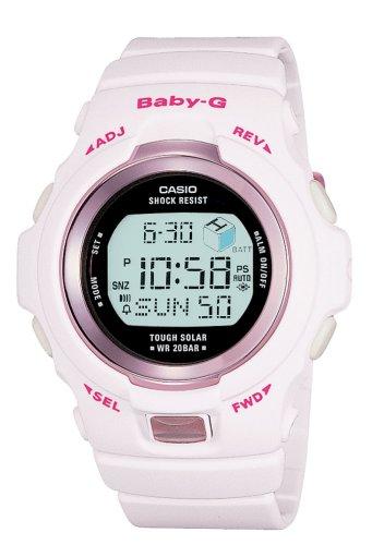 Casio Women s BGR300-4 Baby-G Pink Tough Solar Power Digital Watch