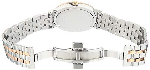 Tissot Unisex Carson Swiss Quartz Stainless Steel Dress Watch (Model: T1224102203300)