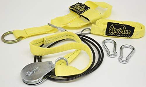 CERBERUS STRENGTH Lever Belt 13mm