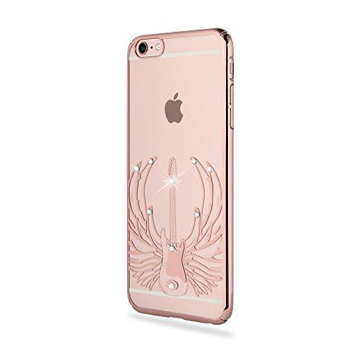 iPhone Case Clear Rose Design
