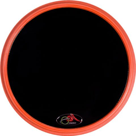 Offworld Percussion Invader V3RED Practice Pad Red Rim