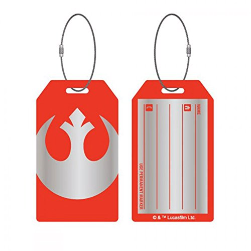 Star Wars Alliance Aluminum Luggage