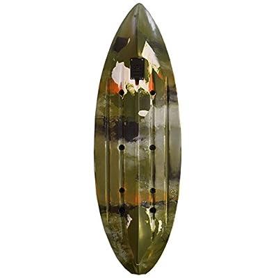 Vanhunks Boarding Manatee 9ft Single Fishing Kayak