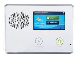 2GIG-CP21-345E2 2GIG Go!Control Security & Home Automation Control Panel with AC-2 Plug