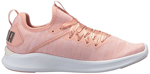 Peach Flash Pointe Puma Women's pearl Beige En Sneaker Wn Satin White puma Evoknit Ignite wzEqEYS