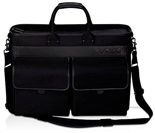 Sony VAIO VGP-MBA10 Carrying Case for 18-Inch or Large AW Series Notebooks (Black)