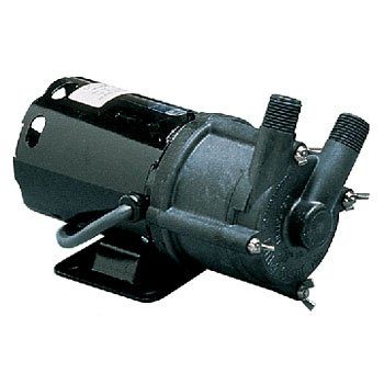 Little Giant 3-MD-MT-HC (578603) Magnetic Drive Pump, highly corrosive, 115V, 1/25HP, 6' (115v Magnetic Drive Pump)