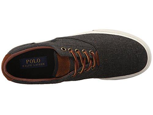 Ralph Lauren vaughn-ne zapatos–negro