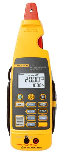 Fluke 772 11-Inch Milliamp Process Clamp Meter from Fluke