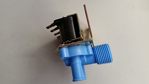 240v Water (NEW 2-Way Water Inlet Valve for AC 220 ~ 240 V 50/60Hz Dexter Washer - Part #: 9379-183-002)