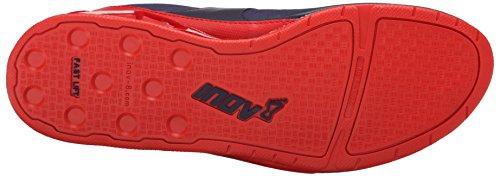 Inov-8 Men's Fastlift™ 325-M Cross-Trainer Shoe, Navy/Red, 12 M US Photo #6